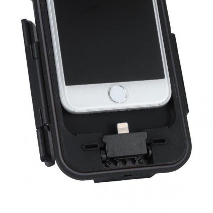 BikeConsole FitClic Power Plus Bicycle Kit for iPhone