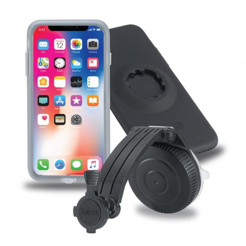 new product d8bf0 95c12 Fitclic MountCase Car Kit for iPhone X/XS