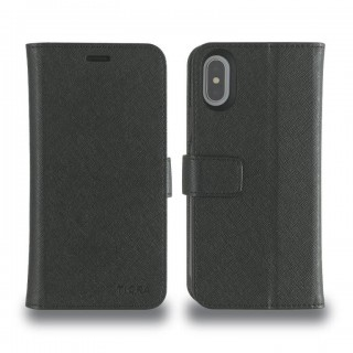 FitClic Neo Wallet Cover for iPhone X