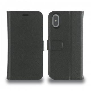 FitClic Neo Wallet Cover für iPhone X/XS Brieftaschenhülle