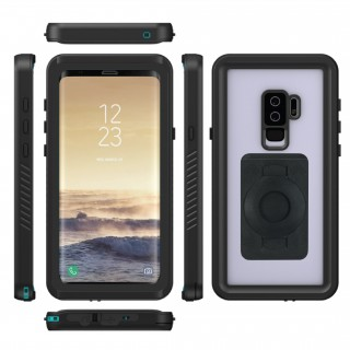 Coque Dry FitClic Neo pour Samsung Galaxy S9+