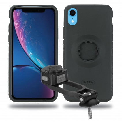 Fitclic MountCase Bike Kit Pro for iPhone XR