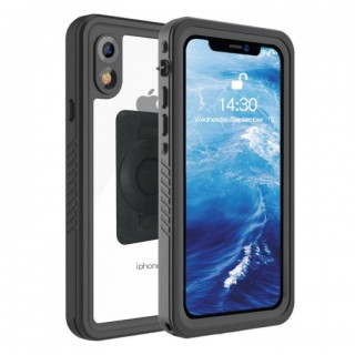 Coque Dry FitClic Neo pour iPhone X