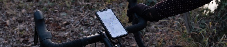 Supports et coques de téléphones pour le Vélo | TIGRA SPORT