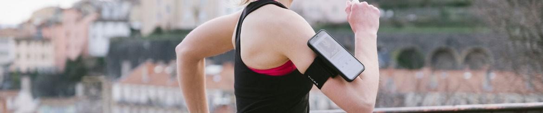 Accessoires téléphones pour le Running ou le Fitness | TIGRA SPORT