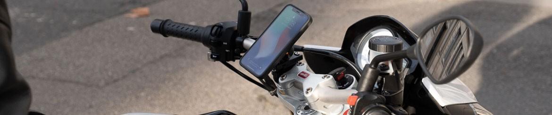 Support téléphone moto et coques de protection | TIGRA SPORT