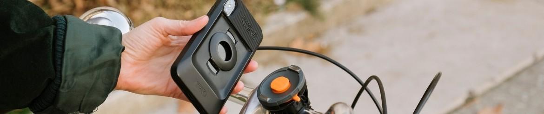 Supports de téléphones pour vélo | Fitclic NEO | TIGRA SPORT