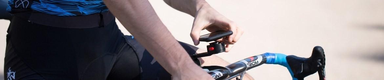 Supports de téléphones pour vélo | Fitclic | TIGRA SPORT