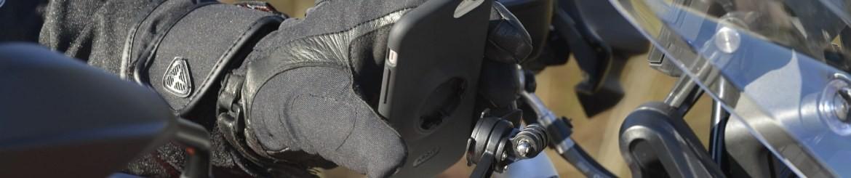 Supports de téléphones pour moto | Fitclic | TIGRA SPORT