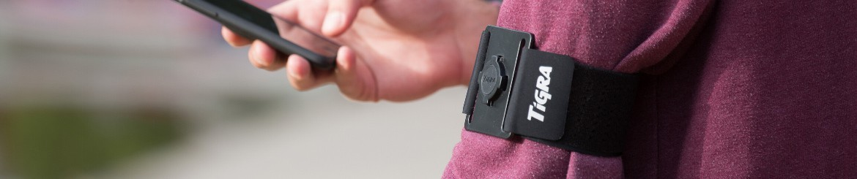 Handy-Armband: Joggen und Fitness | TIGRA SPORT
