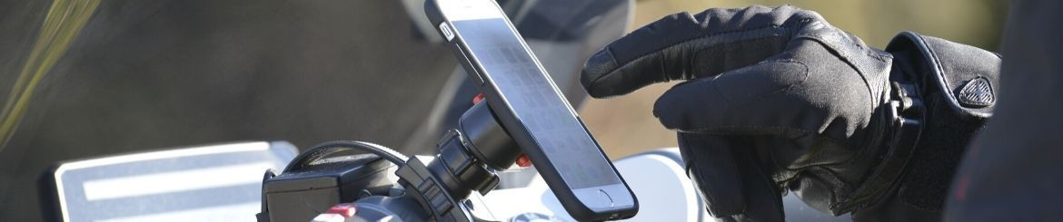 Motorcycle Phone Cases and Mounts | Fitclic | TIGRA SPORT